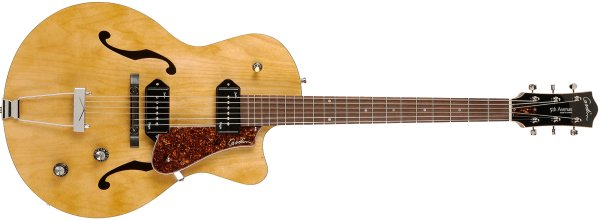 Фото Godin 5th Avenue CW Kingpin II Natural с кейсом