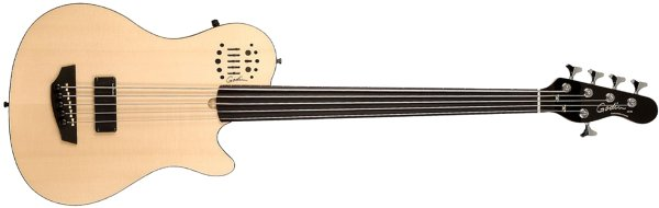 Фото Godin A5 Ultra Fretless Natural SG