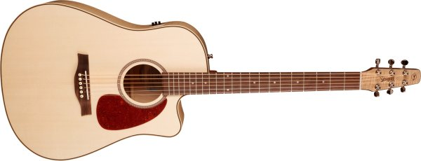 Фото Seagull Performer CW QIT Flame Maple HG