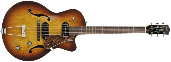 Фото Godin 5th Avenue CW Kingpin II Cognac