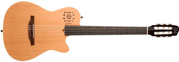 Фото Godin Multiac Nylon Encore Natural SG