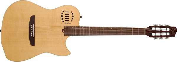 Фото Godin Multiac Steel Duet Natural HG