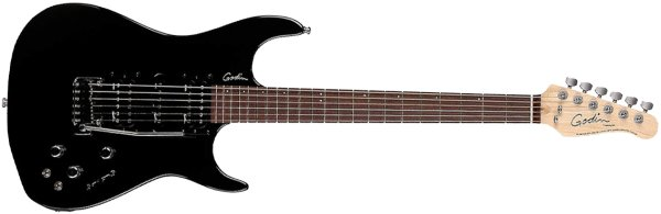 Фото Godin Freeway SA Black Pearl HG