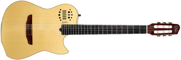 Фото Godin Multiac Nylon SA Natural HG