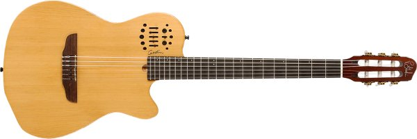 Фото Godin Multiac ACS Slim Natural SG