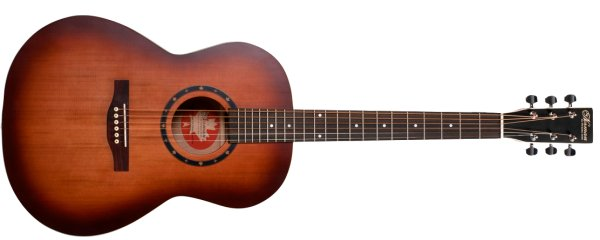 Фото Norman Protege B18 Folk Tobacco Burst