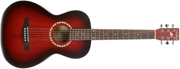 Фото Art & Lutherie Ami Spruce Burgundy